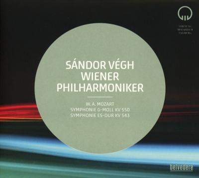 交響曲第40番、第39番 ヴェーグ&ウィーン・フィル(1992 ステレオ)