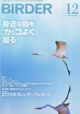 Birder (バーダー)2014年 12月号