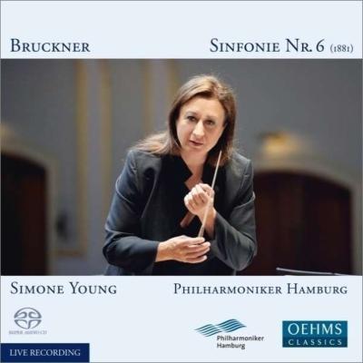 交響曲第6番 シモーネ・ヤング&ハンブルク・フィル