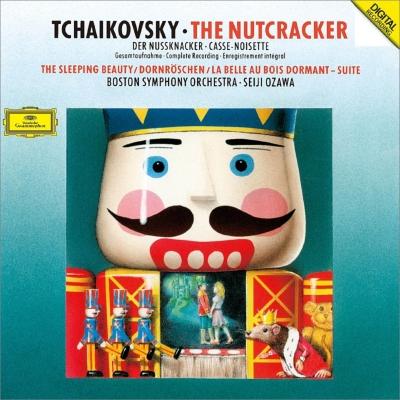 『くるみ割り人形』全曲、『眠りの森の美女』組曲 小澤征爾&ボストン交響楽団(2CD)
