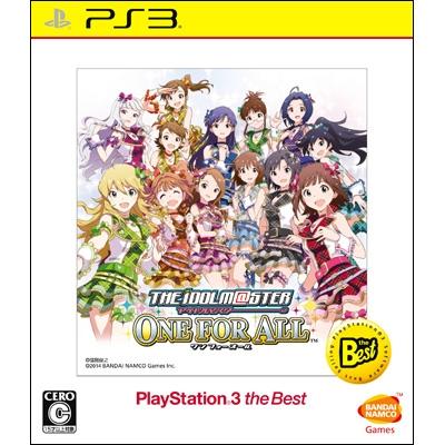アイドルマスター ワンフォーオール playstation3 the best game soft
