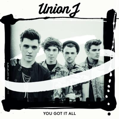 you got it all union j hmv books online 88875030192