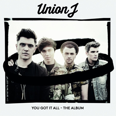 you got it all the album union j hmv books online 88875021002