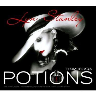 potions from the 50s lyn stanley リン スタンリー hmv books
