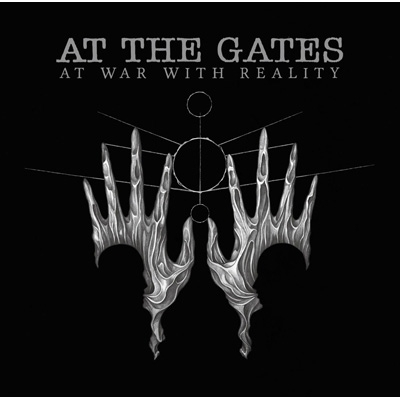 At War With Reality: Standard Cd +Autographed Postcard