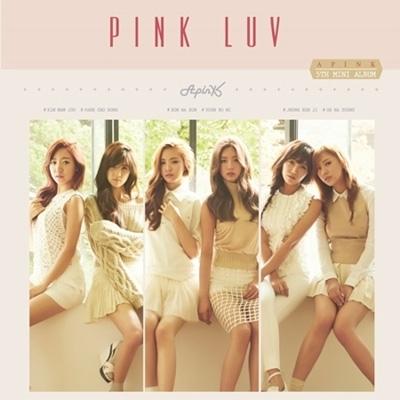 5th Mini Album: Pink LUV