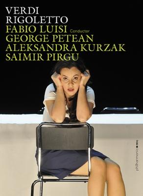 『リゴレット』全曲 ギュルバカ演出、ルイージ指揮、チューリッヒ歌劇場管弦楽団&合唱団、ぺターン、ピルグ、クルザク(2014)