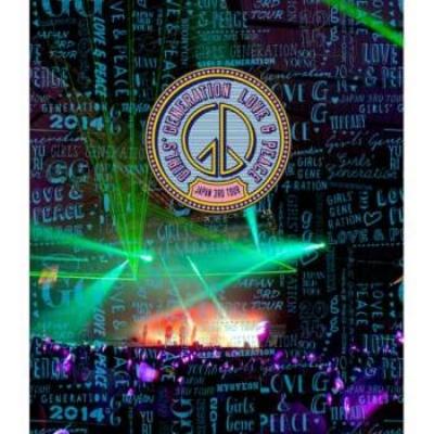 GIRLS' GENERATION 〜LOVE&PEACE〜Japan 3rd Tour【通常盤】 (Blu-ray)