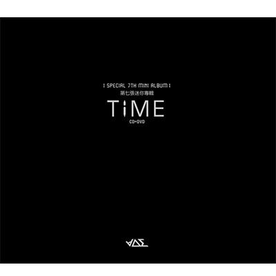 7th Mini Album: Time【台湾盤】(CD+DVD)
