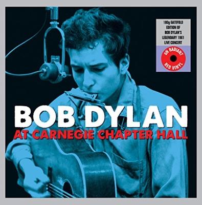 At Carnegie Chapter Hall (180グラム重量盤レコード)