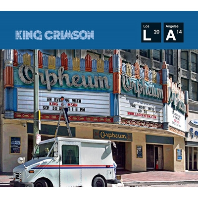 Live At The Orpheum (+DVD-Audio)