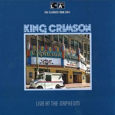 Live At The Orpheum (200グラム重量盤レコード/Panegyric)