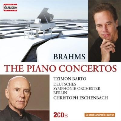 ピアノ協奏曲第1番、第2番、4つのバラード ツィモン・バルト、エッシェンバッハ&ベルリン・ドイツ響(2CD)