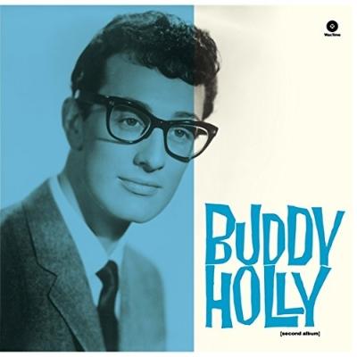 Buddy Holly (Second Album) (180グラム重量盤レコード) : Buddy Holly   HMV&BOOKS online - LP772006
