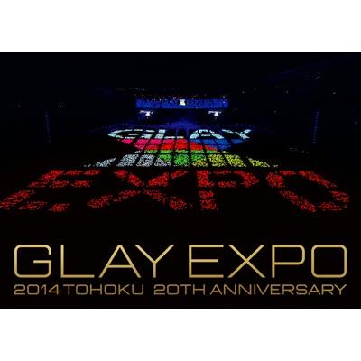 GLAY EXPO 2014 TOHOKU 20th Anniversary 【限定Premium Box】(Blu-ray 3枚組 +CD 3枚組)