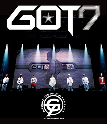 "GOT7 1st Japan Tour 2014 ""AROUND THE WORLD"" in MAKUHARI MESSE【通常盤】(Blu-ray)"