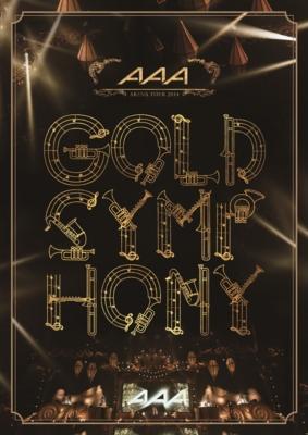 AAA ARENA TOUR 2014 -Gold Symphony-(Blu-ray)【初回生産限定盤】