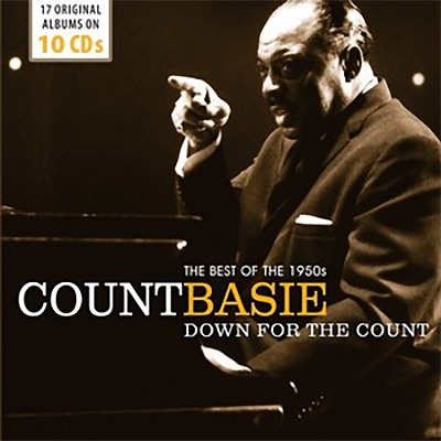 Down For The Count: The Best Of The 1950s (10CD)