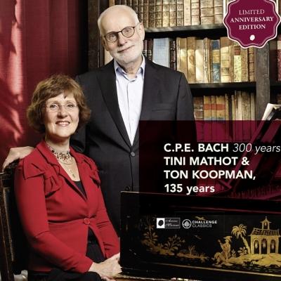 6つのオルガン・ソナタ集、鍵盤楽器のための作品集 コープマン、マトー(2CD)
