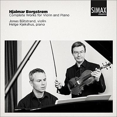 ヴァイオリンとピアノのための作品全集 ボートストラン、ヒェクスフース