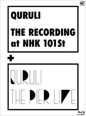 THE RECORDING at NHK 101st + THE PIER LIVE (Blu-ray)【完全受注生産限定盤】