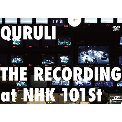 THE RECORDING at NHK 101st (DVD)