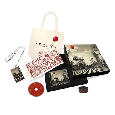 EPIC DAY (CD+オリジナルライブグッズ)【LIVE-GYM 2015盤:完全生産限定LPサイズスペシャルボックス仕様】