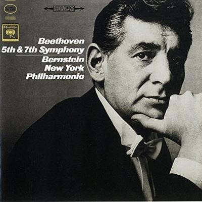 交響曲第7番(1958年録音)、第5番『運命』 バーンスタイン&ニューヨーク・フィル