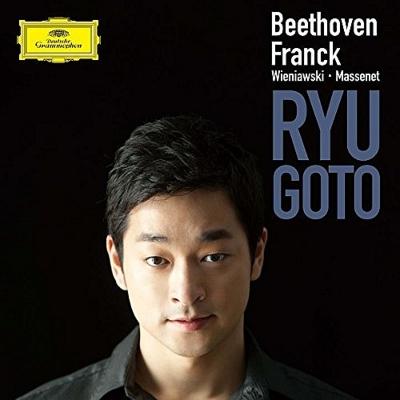 ベートーヴェン:『クロイツェル』、フランク:ヴァイオリン・ソナタ、マスネ:タイスの瞑想曲、ヴィエニャフスキ:変奏曲 五嶋龍、ドゥセク(2CD)