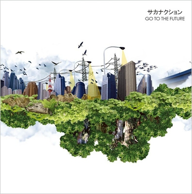 GO TO THE FUTURE 【アナログ2LP】