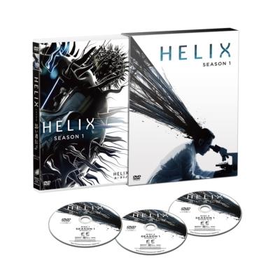 HELIX -黒い遺伝子-シーズン1 COMPLETE BOX
