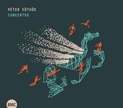 協奏曲集 諏訪内晶子、ピエール=ロラン・エマール、ペーテル・エトヴェシュ&エーテボリ交響楽団、BBC交響楽団、他