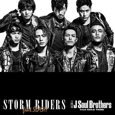 STORM RIDERS feat.SLASH