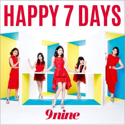 HAPPY 7 DAYS 【初回限定盤A】(CD+DVD)