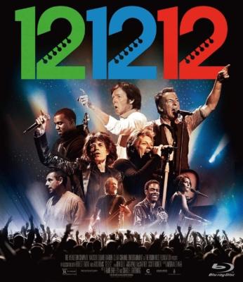 121212 ニューヨーク、奇跡のライブ Blu-ray