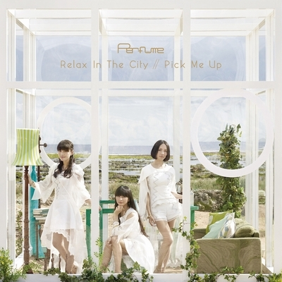 Relax In The City / Pick Me Up (+DVD)【完全生産限定盤/Relax Room仕様】