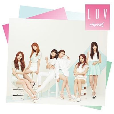 LUV -Japanese Ver.-【通常盤】
