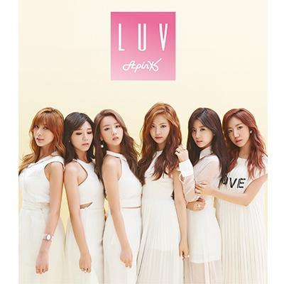 LUV -Japanese Ver.-【初回生産限定盤C:メンバー別ピクチャーレーベル(ウンジver.)】