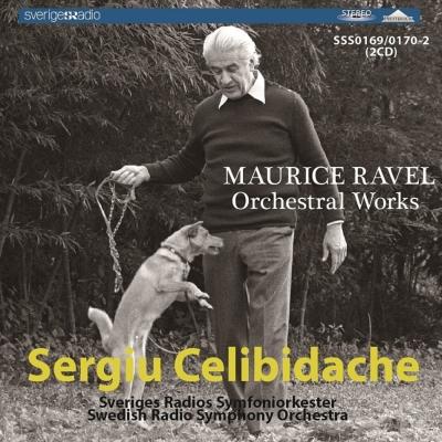 管弦楽曲集 チェリビダッケ&スウェーデン放送交響楽団(1967〜70年ステレオ)(2CD)