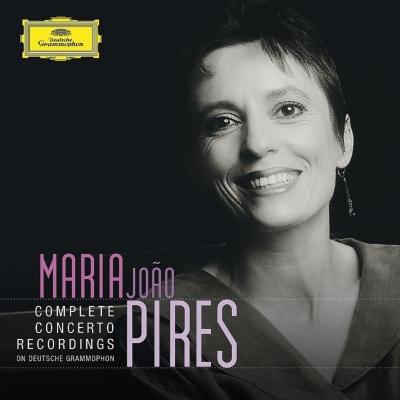 マリア・ジョアン・ピリス/DGピアノ協奏曲録音全集(5CD)