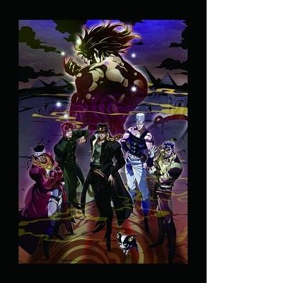 ジョジョの奇妙な冒険スターダストクルセイダース O.S.T.Destination