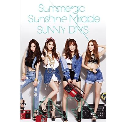 サマー☆ジック / Sunshine Miracle / SUNNY DAYS【初回限定盤A】(CD+DVD+GOODS)