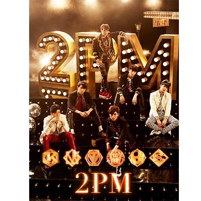 2PM OF 2PM 【初回生産限定盤B】(CD+CD)