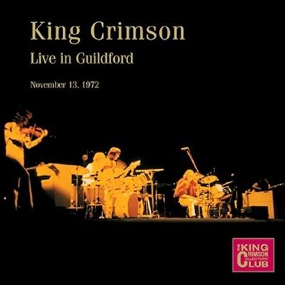 Live In Guildford, November 13th, 1972