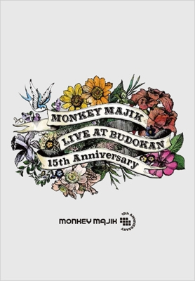 LIVE at BUDOKAN -15th Anniversary-(DVD+CD)