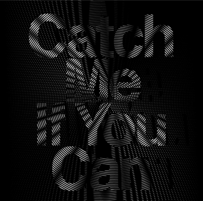 Catch Me If You Can [Standard Edition/First Press](CD+DVD)