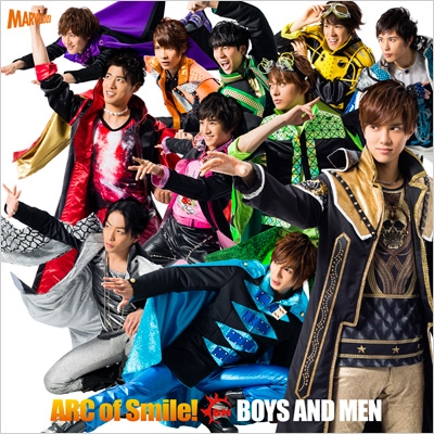 arc of smile dvd boys and men hmv books online mjss 9145 6