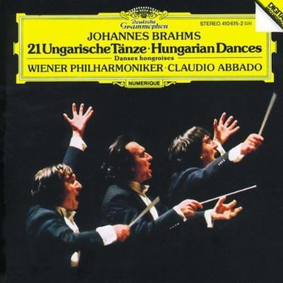 Hungarian Dances : Abbado / Vienna Philharmonic
