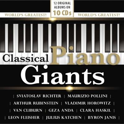 クラシカル・ピアノ・ジャイアンツ(10CD)
