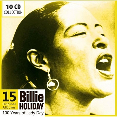 100 Years Of Lady Day -15 Original Albums (10CD)